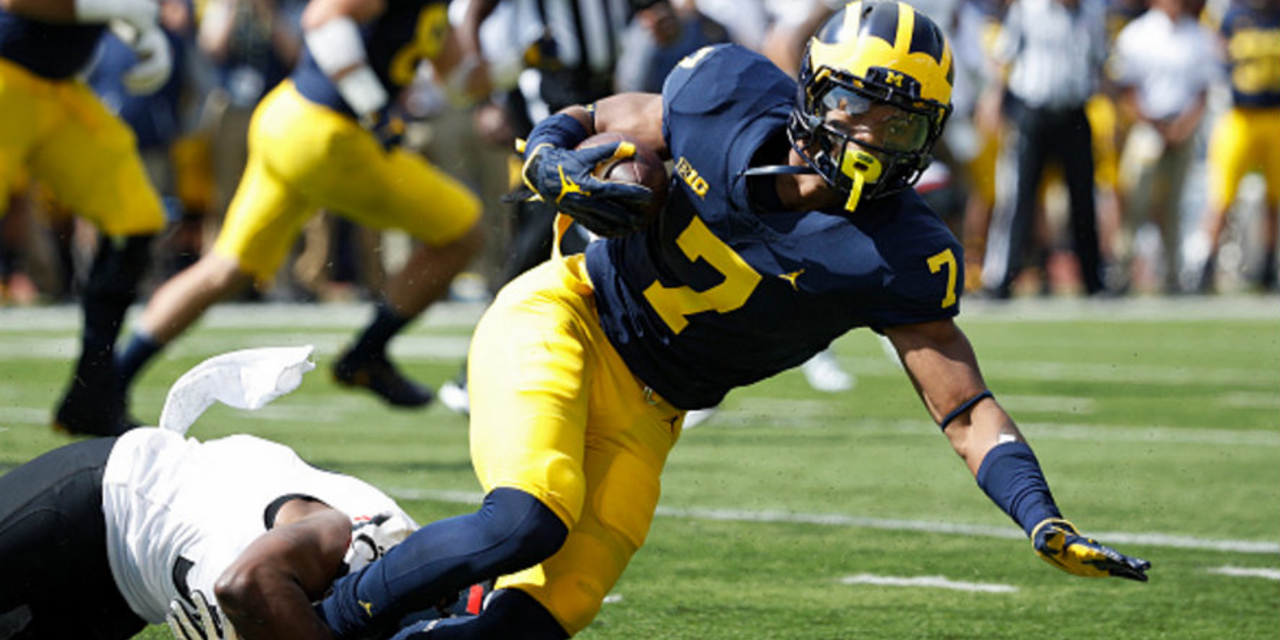 2018 Michigan Wolverines Projected Depth Chart Football