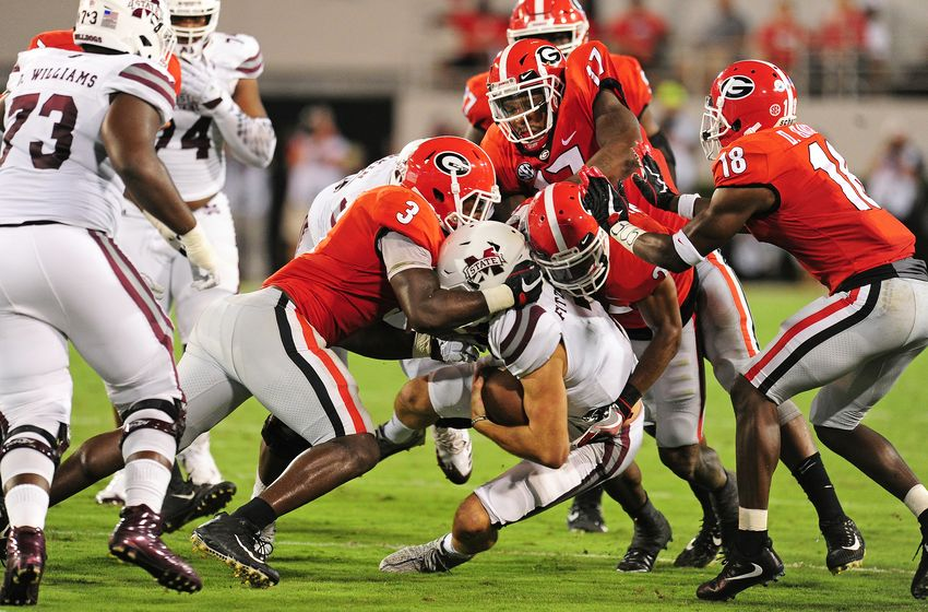 Georgia Bulldogs Defense