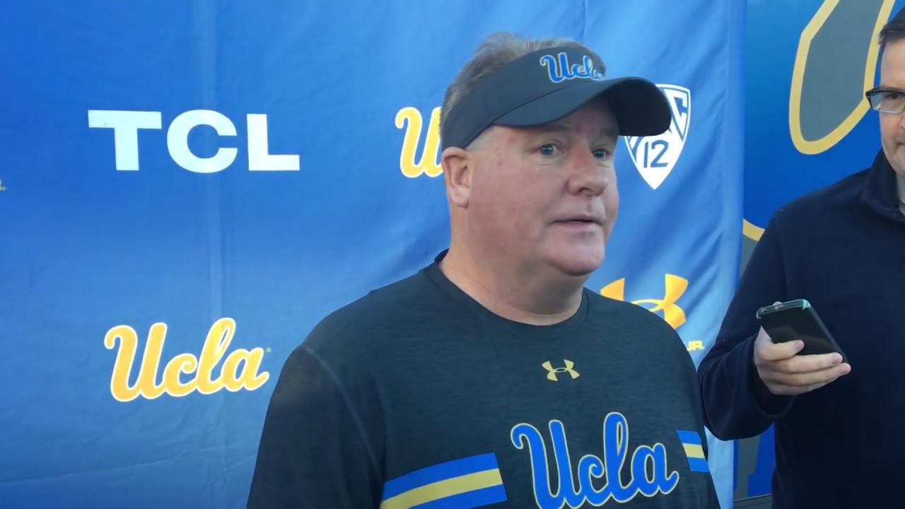 Chip Kelly UCLA