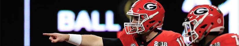 2020 Georgia Bulldogs Football Depth Chart