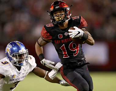 Donnel Pumphrey - SDST