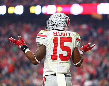 Ezekiel Elliot - Ohio State